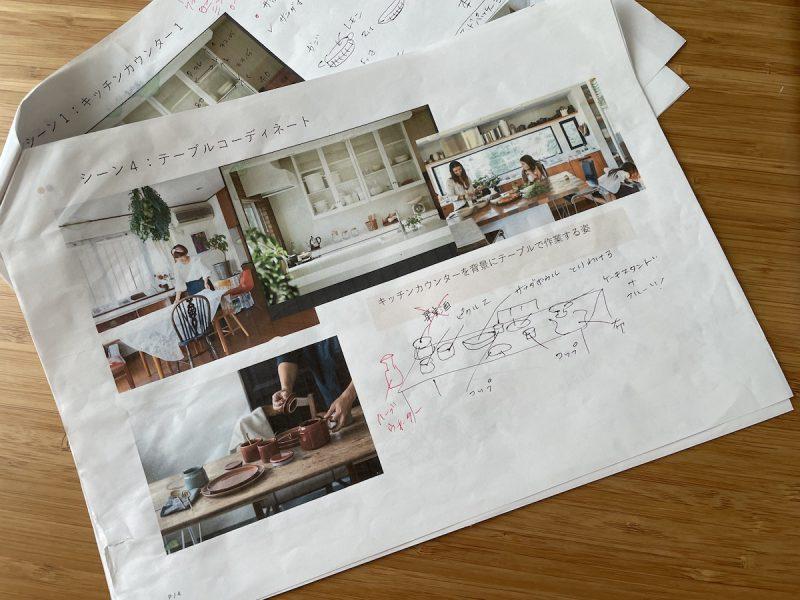 撮影企画書